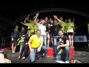 Siegerehrung Marathon Hannover